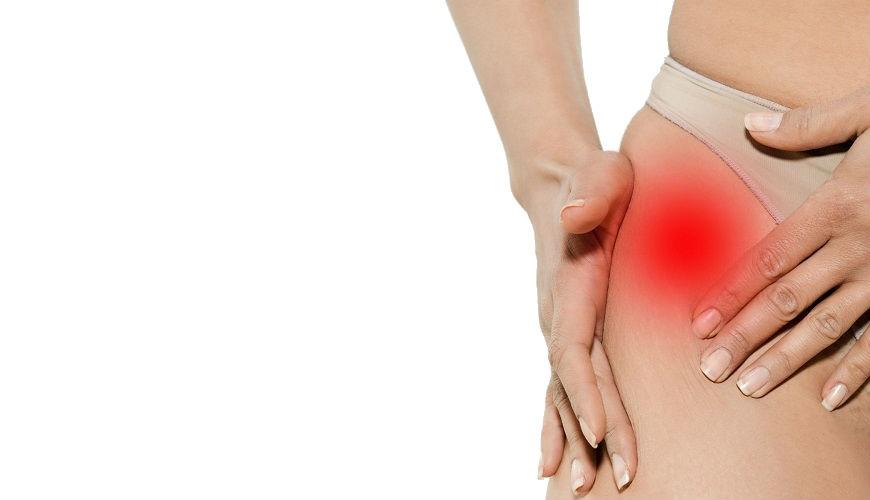 Жжение в области тазобедренного сустава причины