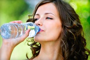 Как похудеть на питьевой диете
