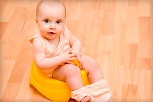 Как быстро приучить ребенка к горшку: эффективные способы