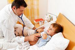 Ребенок в садике часто болеет
