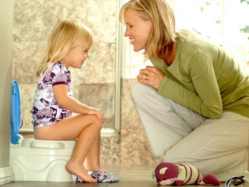 Что делать, если ребенок часто ходит в туалет по-маленькому?