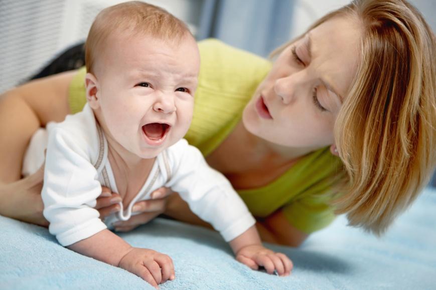 Что делать, если у ребенка понос?