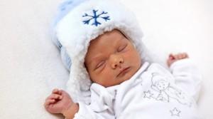 Что нужно покупать для малыша зимой