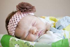 Губы новорожденного