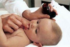 Полость рта новорожденного