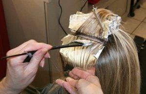 Что значит креативное окрашивание волос
