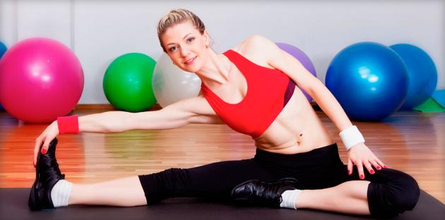 фото упражнений для начинающих