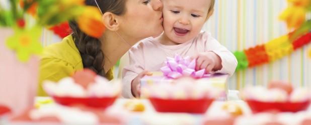 День рождения у мальчика 1 год