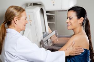 Рак груди диагностика