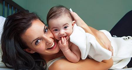 Виды дерматитов у новорожденных