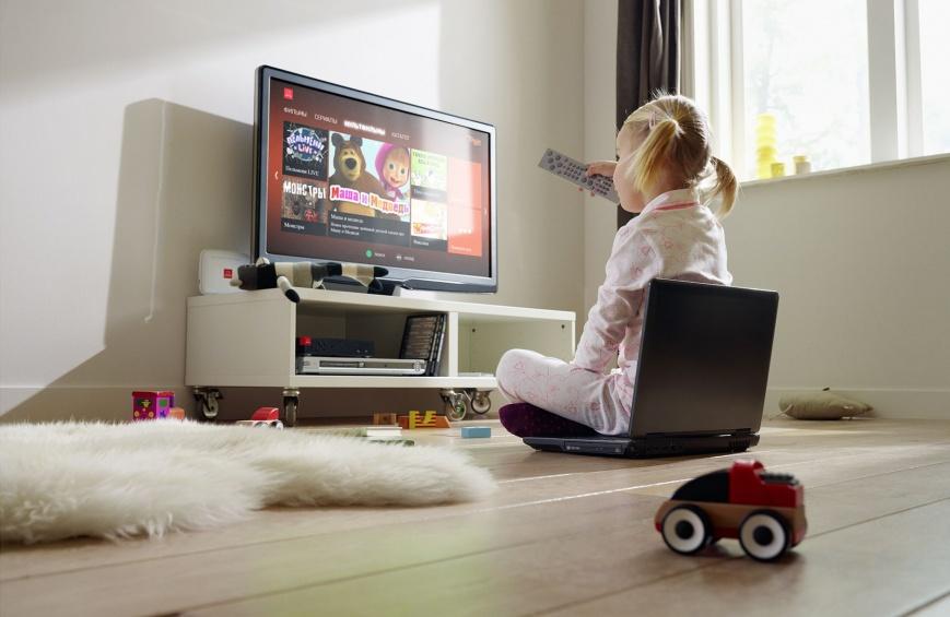 Дети и телевизор: за или против