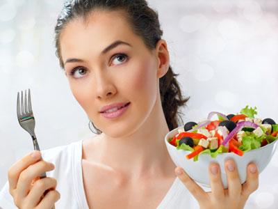 Во время лечения нужно соблюдать диету