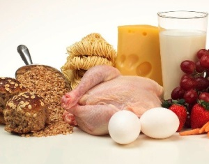 Кушайте здоровую пищу