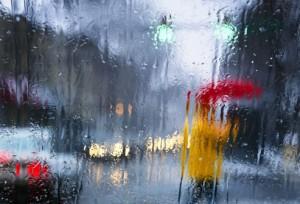дождь, депрессия