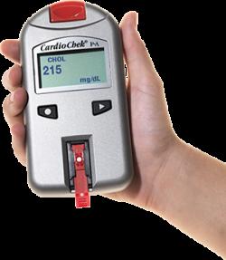 Портативный биохимический экспресс-анализатор крови