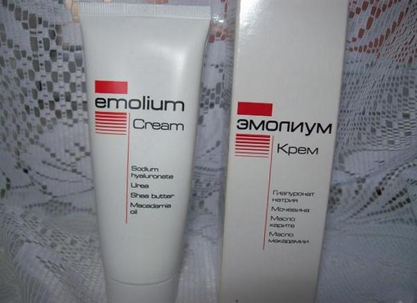 фото крема эмолиум