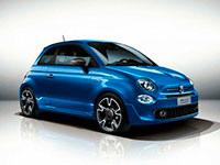Раскраски машины Fiat