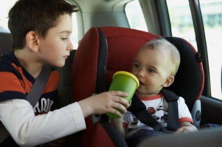 Средства от укачивания для детей в транспорте