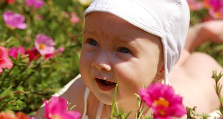 Методы лечения гемангиомы у новорожденных
