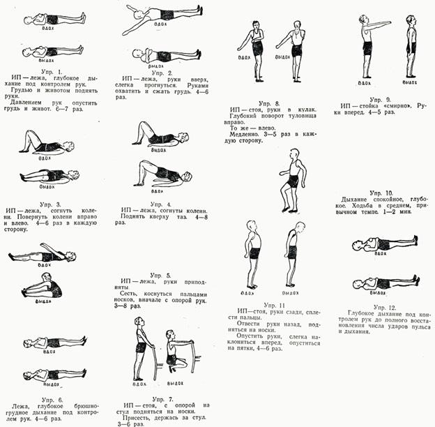 гимнастика 3