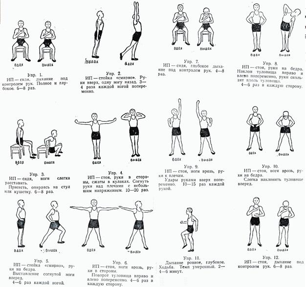 гимнастика 5