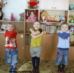 Гимнастика для детей 6 лет