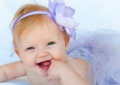 Особенности развития ребенка в первый год жизни
