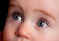 Глаза у новорожденного