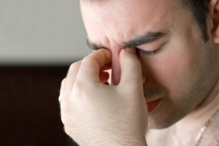 головокружение боль в глазах