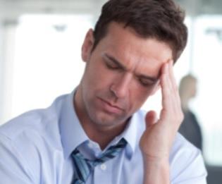 Причины головокружения у мужчин