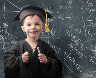 Дети-гении. Как вырастить ребенка гением. Малыш ты гений