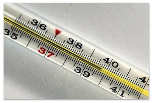 Ртутный термометр