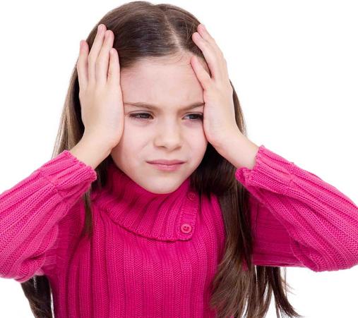 У ребенка головокружение и потливость