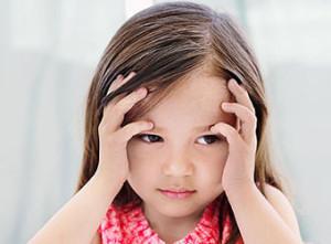 детская головная боль