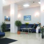 Фото холла в клинике Здоровье