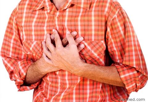 Если будет прекращено кровоснабжение миокарда, наступит инфаркт