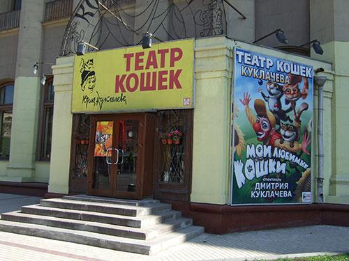 10 мест куда пойти с ребенком в Москве фото 5