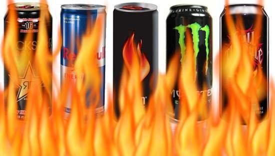 Студенти-медики Івано-Франківська довели шкідливий вплив енергетичних напоїв на організм (відео)