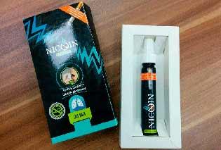 Спрей Nicoin (Никоин) от курения - цена, отзывы, инструкция, где купить