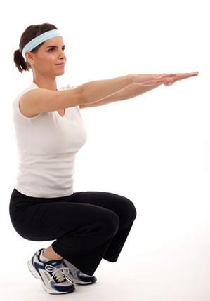 Избавление от целлюлита при помощи физических упражнений