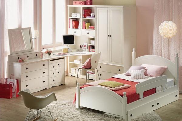 Идеальный интерьер детской комнаты