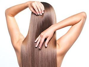 Эффект от применения никотинки для волос