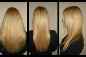 Эффект от ламинирования волос дома желатином