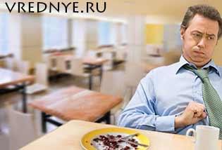 Отрыжка пищей после еды: причины проявления