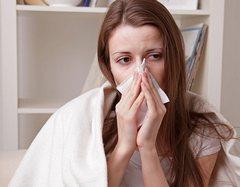 Как быстро избавиться от насморка?