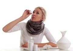 Как избавиться от насморка?