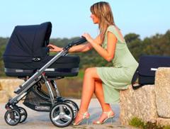 Какую выбрать коляску для новорожденного?
