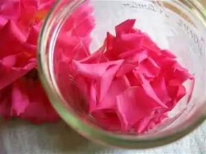 леестки розы