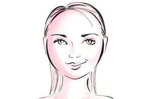 Как узнать круглое лицо или нет