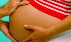 Как отходят воды у беременных